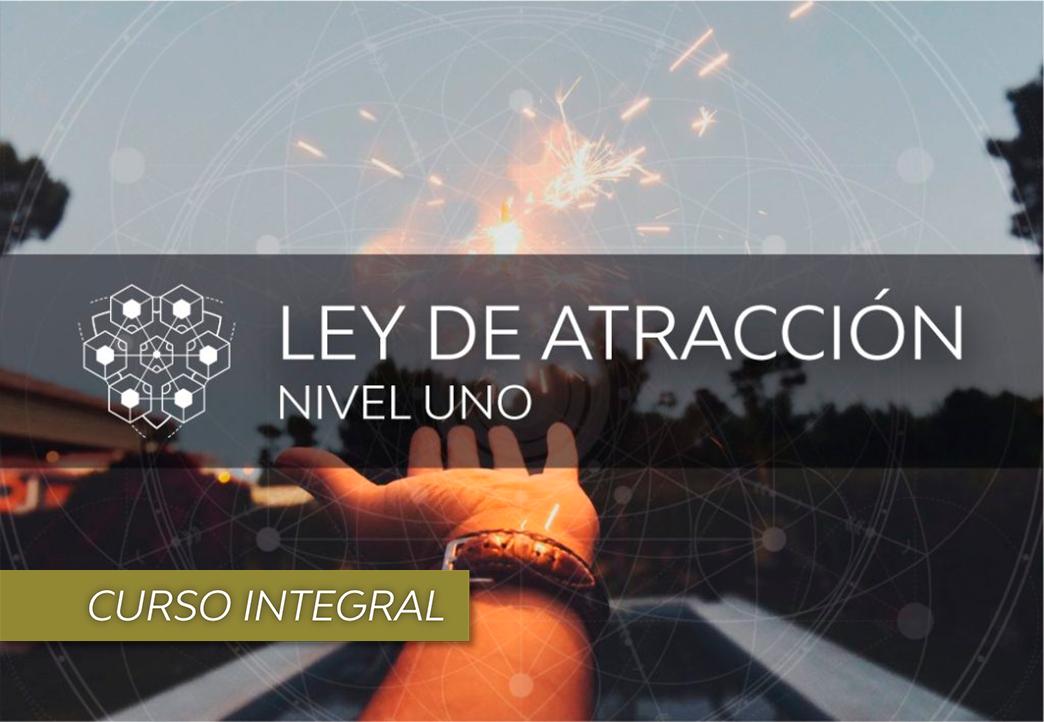 Ley de atracción – nivel uno